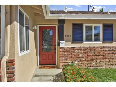 West Hills Single Family Home For Sale: 7900 Ponce Avenue