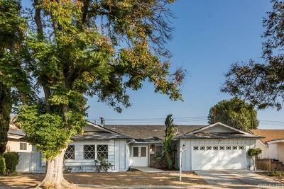 Chatsworth Single Family Home For Sale: 9660 Quartz Avenue