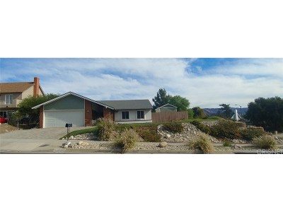 Canyon Country Single Family Home For Sale: 28400 Winterdale Drive