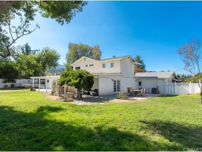 Newhall Single Family Home For Sale: 23900 Darbun Drive