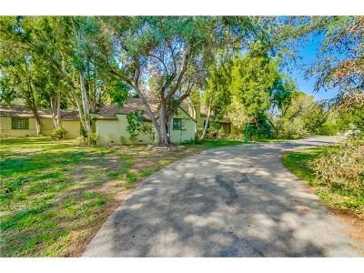Sherman Oaks Single Family Home For Sale: 5251 Woodman Avenue