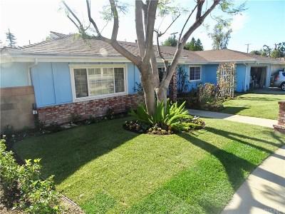 Northridge Single Family Home For Sale: 17730 Romar Street