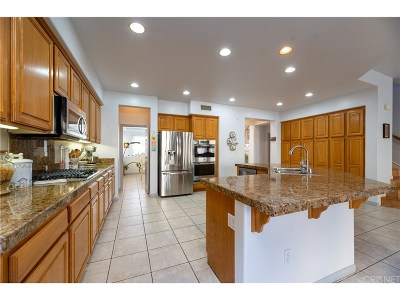 Simi Valley Single Family Home For Sale: 5829 Indian Terrace Drive