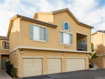 Saugus Condo/Townhouse For Sale: 20000 Plum Canyon Road #613