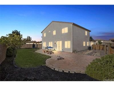 Rosamond Single Family Home For Sale: 3218 Patti Rose Avenue