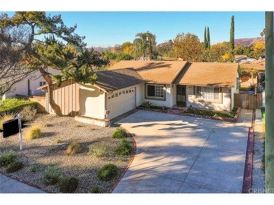West Hills Single Family Home For Sale: 8037 Capistrano Avenue