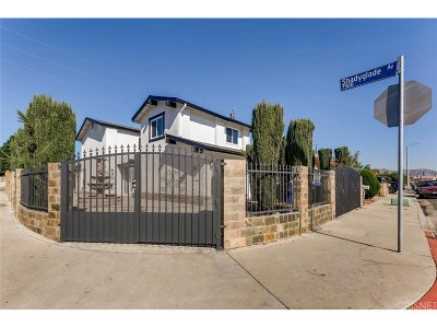 North Hollywood Single Family Home For Sale: 12343 Covello Street