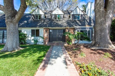 Chatsworth Single Family Home For Sale: 19861 Citronia Street