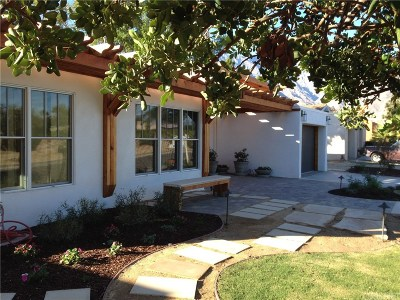 Palm Springs Single Family Home For Sale: 1351 East Francis Drive