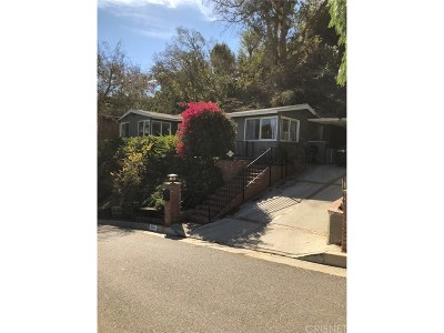 Sherman Oaks Single Family Home For Sale: 15006 Del Gado Drive