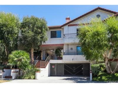 Studio City Condo/Townhouse For Sale: 4370 Troost Avenue #103