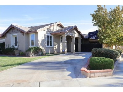 Lancaster Single Family Home For Sale: 6310 West Avenue J11