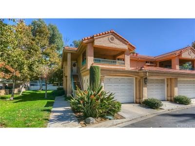 Valencia Condo/Townhouse For Sale: 25871 McBean Parkway #58