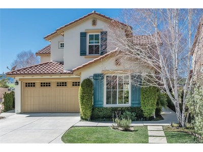 Calabasas CA Single Family Home For Sale: $1,249,000