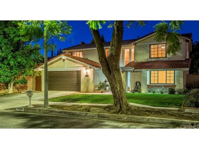 Chatsworth Single Family Home For Sale: 21429 Germain Street
