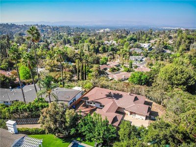 Encino Single Family Home For Sale: 3924 Sapphire Drive