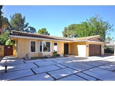 Granada Hills Single Family Home For Sale: 12139 Woodley Avenue