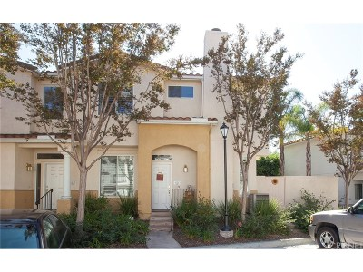 Moorpark Condo/Townhouse For Sale: 4053 Milano Place