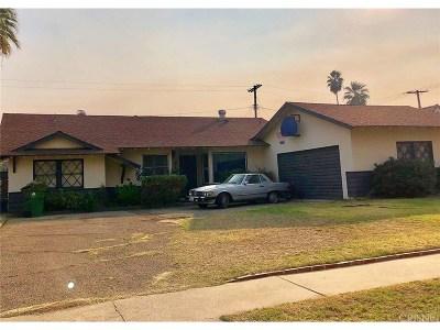 Single Family Home For Sale: 16354 Bermuda Street