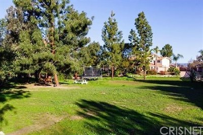 Simi Valley Single Family Home For Sale: 806 Mellow Lane