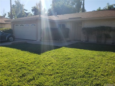 Valencia Single Family Home For Sale: 24218 Dalgo Drive