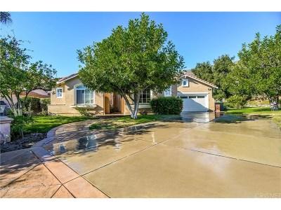 Thousand Oaks Single Family Home For Sale: 2621 Springbrook Court