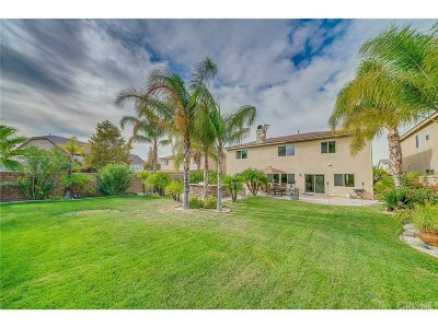 Canyon Country Single Family Home For Sale: 27462 English Ivy Lane
