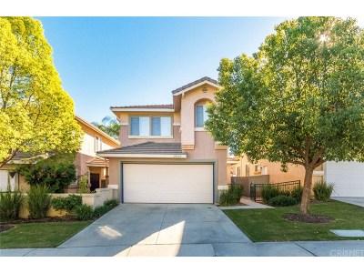 Castaic Single Family Home For Sale: 27632 Primrose Lane