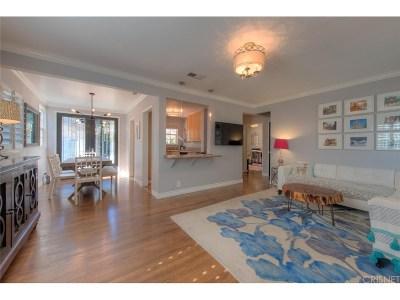 Sherman Oaks Single Family Home For Sale: 5865 Tobias Avenue