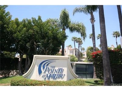 Malibu CA Condo/Townhouse For Sale: $995,000