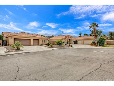 La Quinta Single Family Home For Sale: 79519 Dandelion Drive