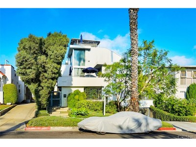 Los Angeles County Condo/Townhouse For Sale: 1035 19th Street #103