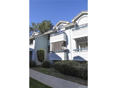 Canyon Country Condo/Townhouse For Sale: 26762 Claudette Street #420