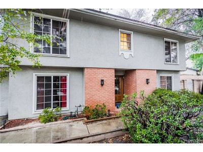 West Hills Single Family Home For Sale: 8701 Topanga Canyon Boulevard