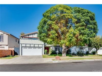 Winnetka Single Family Home For Sale: 20221 Baltar Street