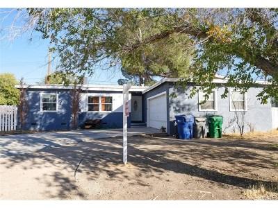 Lancaster Single Family Home For Sale: 44136 Hardwood Avenue
