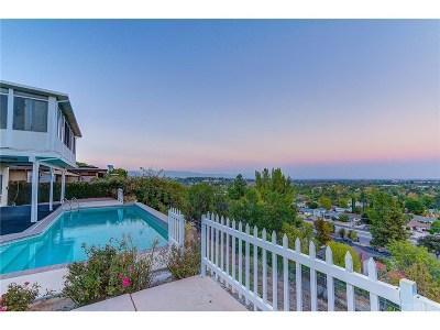 West Hills Single Family Home For Sale: 6442 Ellenview Avenue