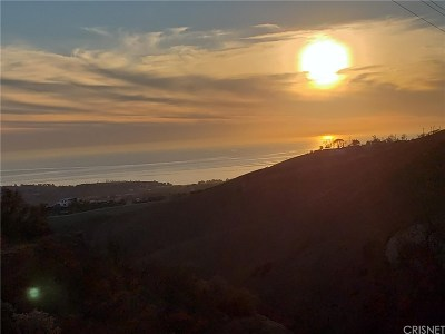 Malibu Residential Lots & Land For Sale: 4371 Hillview Drive