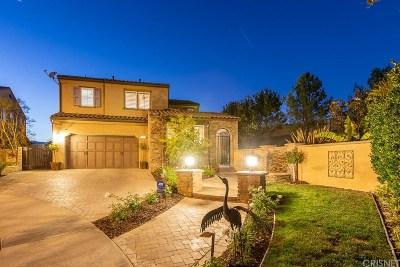 Porter Ranch Single Family Home For Sale: 20743 Veneto Way