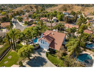 Saugus Single Family Home For Sale: 20456 Maroge Circle