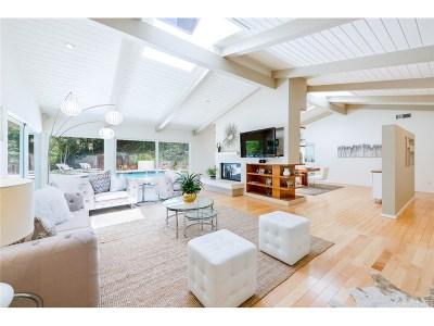 Sherman Oaks Single Family Home For Sale: 15741 Royal Ridge Road