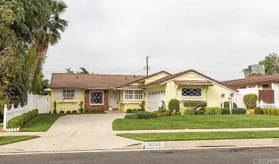 Single Family Home For Sale: 10559 Gaviota Avenue