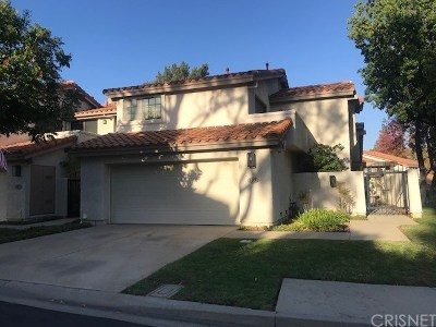 Thousand Oaks Condo/Townhouse For Sale: 539 Spyglass Lane