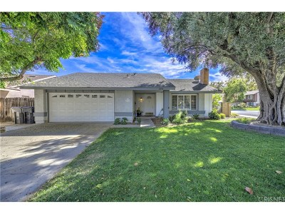 Valencia Single Family Home For Sale: 23718 Mill Valley Road