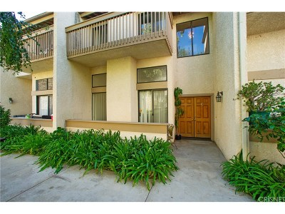 Calabasas Condo/Townhouse For Sale: 26020 Alizia Canyon Drive #C