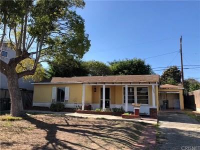 Redondo Beach Single Family Home For Sale: 1003 Pruitt Drive