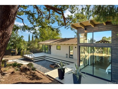 Woodland Hills Single Family Home For Sale: 5029 Campo Road