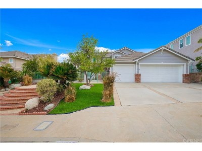 West Hills Single Family Home For Sale: 24701 Stonegate Drive