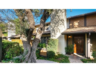 Canyon Country Condo/Townhouse For Sale: 18223 Soledad Canyon Road #39