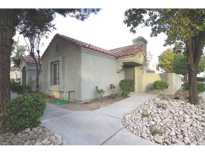 Palmdale Condo/Townhouse Active Under Contract: 37940 42nd Street East #127